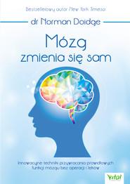 okładka Mózg zmienia się sam - PDF, Ebook | Doidge Norman