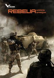 okładka Rebelia, Ebook | Marcin Gawęda