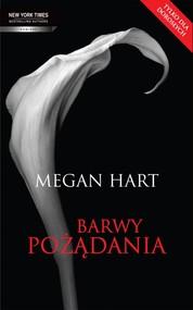 okładka Barwy pożądania, Ebook | Megan Hart