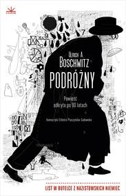 okładka Podróżny, Ebook | Alexander Boschwitz