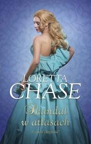 okładka Skandal w atłasach, Ebook | Loretta  Chase