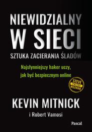okładka Niewidzialny w sieci., Ebook | Kevin Mitnick