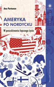 okładka Ameryka po nordycku, Ebook | Partanen Anu
