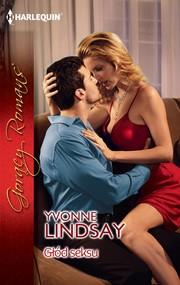 okładka Głód seksu, Ebook | Yvonne Lindsay