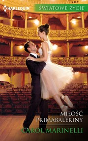 okładka Miłość primabaleriny, Ebook | Carol Marinelli