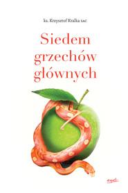 okładka Siedem grzechów głównych, Ebook | ks. Krzysztof Kralka