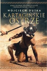 okładka Kartagińskie ostrze, Ebook | Wojciech Dutka