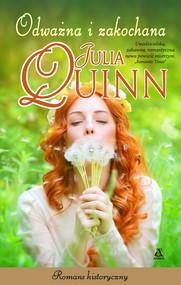 okładka Odważna i zakochana, Ebook | Julia Quinn