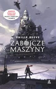 okładka Zabójcze maszyny, Ebook   Reeve Philip