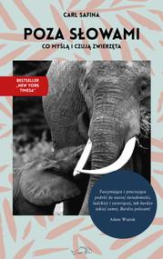 okładka Poza słowami, Ebook | Safina Carl