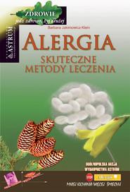 okładka Alergia. Skuteczne metody leczenia, Ebook   Barbara Jakimowicz-Klein