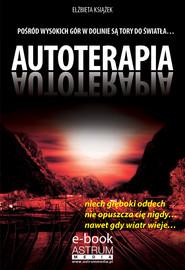 okładka Autoterapia, Ebook   Elżbieta Książek