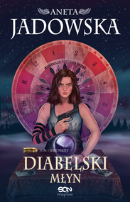 okładka Diabelski Młyn. , Ebook | Aneta Jadowska