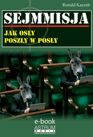 okładka Sejmmisja, Ebook   Ronald Kaszub