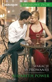 okładka Wakacje w Prowansji, Ebook | Elizabeth Power