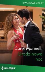 okładka Urodzinowa noc, Ebook | Carol Marinelli
