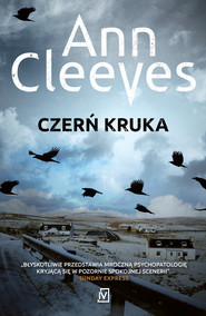 okładka Czerń kruka, Ebook | Ann Cleeves