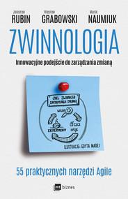 okładka Zwinnologia, Ebook | Jarosław Rubin, Wiesław Grabowski, Marek Naumiuk