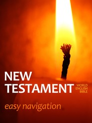 okładka New Testament (Easy Navigation), Ebook | World English Bible (WEB)