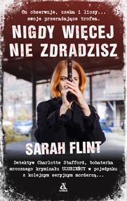 okładka Nigdy więcej nie zdradzisz, Ebook   Sarah Flint