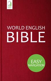 okładka World English Bible (Easy Navigation), Ebook | World English Bible (WEB)