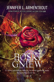 okładka Boski gniew, Ebook | Jennifer L. Armentrout