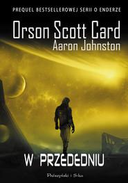 okładka W przededniu, Ebook | Orson Scott Card