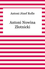 okładka Antoni Nowina Złotnicki, Ebook | Antoni Józef Rolle