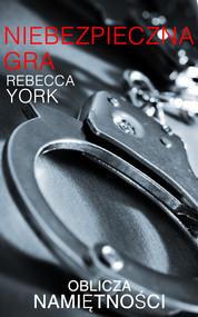 okładka Niebezpieczna gra, Ebook | Rebecca York