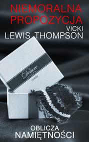 okładka Niemoralna propozycja, Ebook   Vicki Lewis Thompson