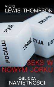 okładka Seks w Nowym Jorku, Ebook   Vicki Lewis Thompson