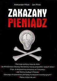 okładka Zakazany Pieniądz, Ebook | Jan Piński, Aleksander Piński