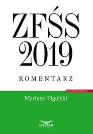 okładka ZFŚS 2019. Komentarz, Ebook | Mariusz  Pigulski