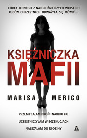 okładka Księżniczka mafii, Ebook | Marisa Merico