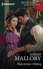 okładka Mężczyzna z blizną, Ebook | Sarah Mallory