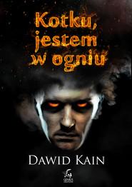 okładka Kotku, jestem w ogniu, Ebook | Dawid Kain