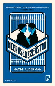 okładka Nieposłuszeństwo, Ebook   Naomi Alderman