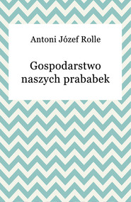 okładka Gospodarstwo naszych prababek, Ebook | Antoni Józef Rolle