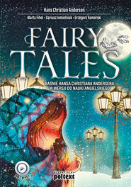 okładka Fairy tales, Ebook   Hans Christian Andersen, Grzegorz Komerski, Dariusz Jemielniak, Marta Fihel