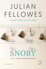 okładka Snoby, Ebook   Julian Fellowes