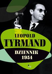 okładka Dziennik 1954, Ebook   Leopold Tyrmand