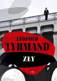 okładka Zły, Ebook | Leopold Tyrmand