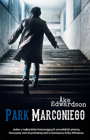 okładka Erik Winter (#12). Park Marconiego, Ebook | Åke Edwardson