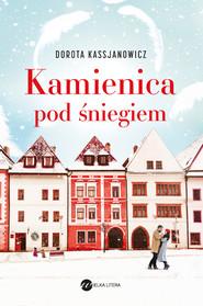 okładka Kamienica pod śniegiem, Ebook   Kassjanowicz Dorota