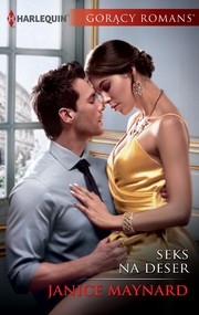 okładka Seks na deser, Ebook | Janice Maynard
