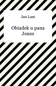 okładka Obiadek u pana Jones, Ebook | Jan Lam