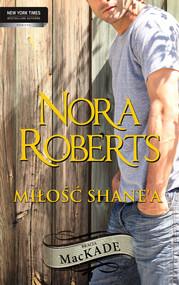 okładka Miłość Shane`a, Ebook | Nora Roberts