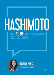 okładka Hashimoto, Ebook | Izabella Wentz