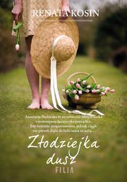 okładka Złodziejka dusz, Ebook | Renata Kosin