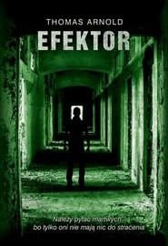 okładka Efektor, Ebook | Thomas Arnold